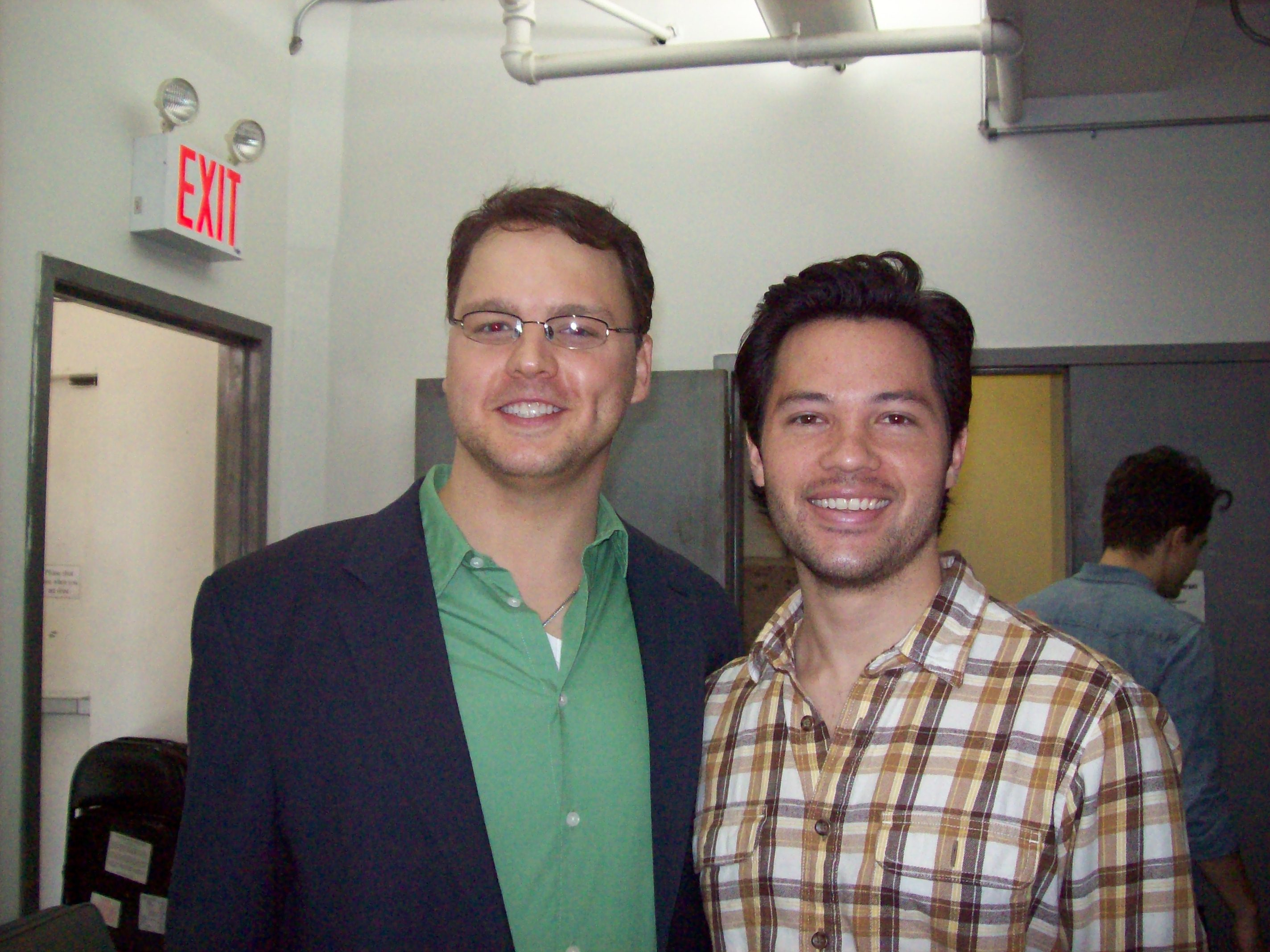 Howard Emanuel & Jason Tam